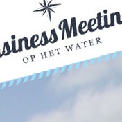 Business Meeting Op Het Water